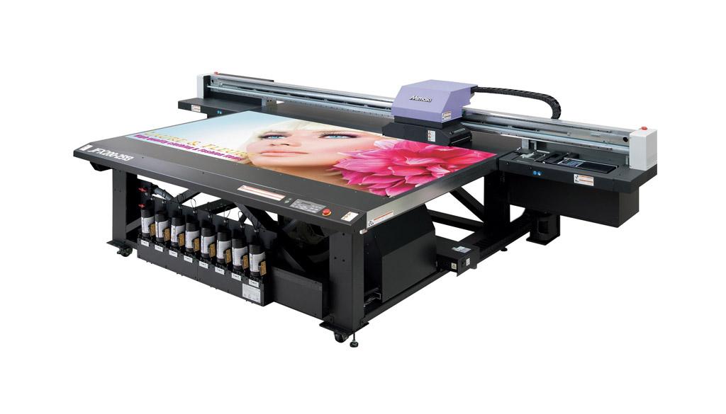 Mimaki Jfx200 2513 Flatbed Uv Printer Jsk Marketing Llc